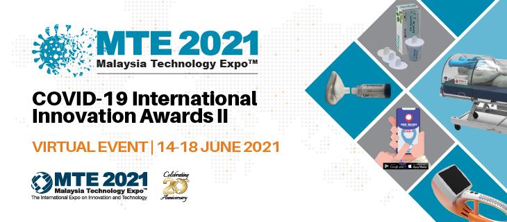 MTE 2021 - COVID-19 INTERNATIONAL INNOVATION AWARDS